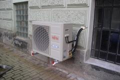 realizace klimatizací